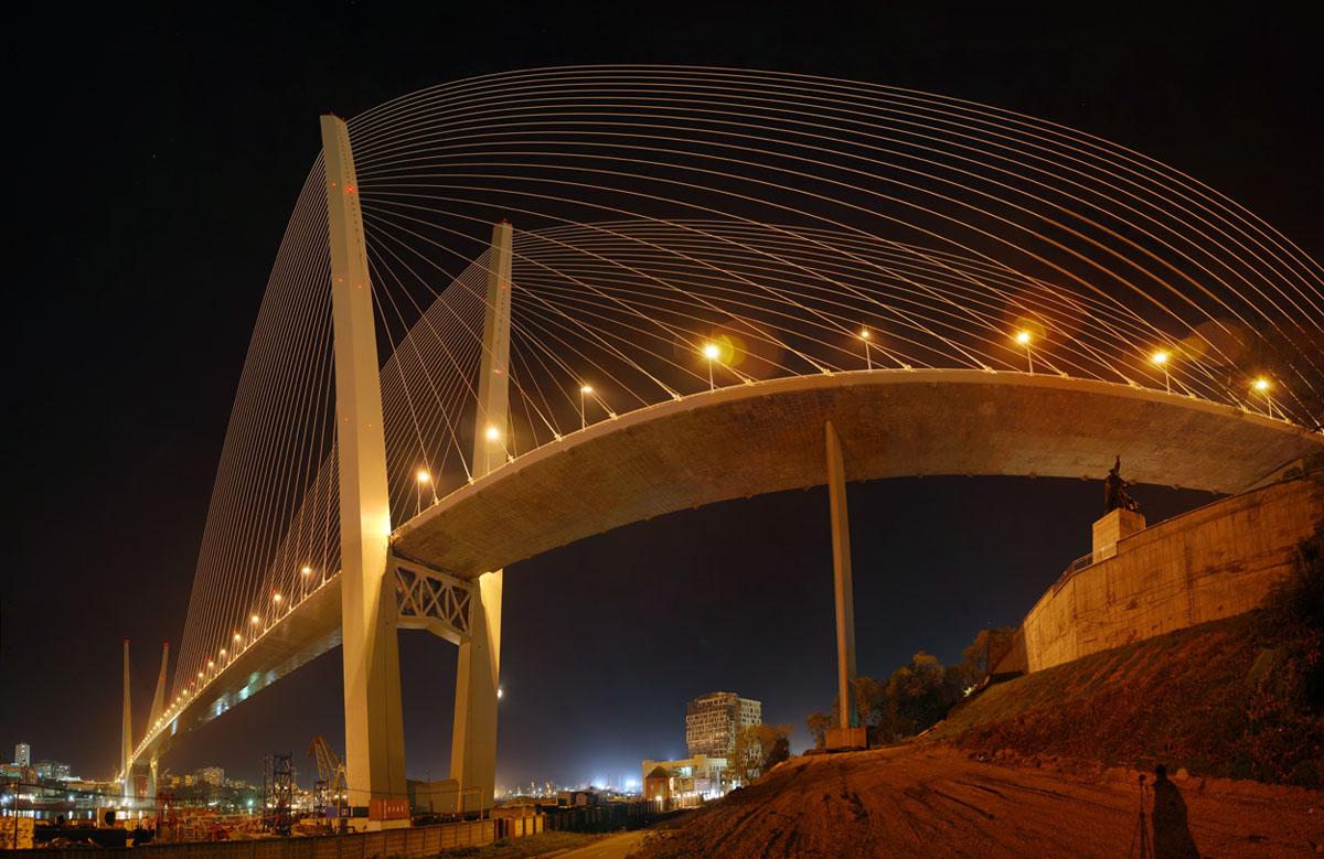 Картинки золотого моста