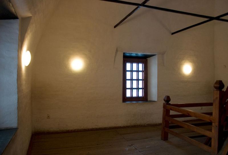 фото Слуховой комнаты в башне Демидовых