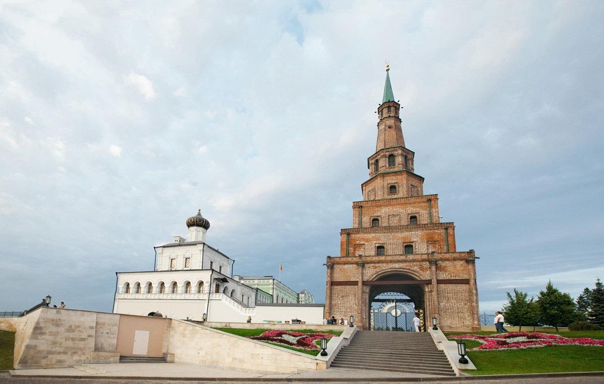 казанская башня Сююмбике фото