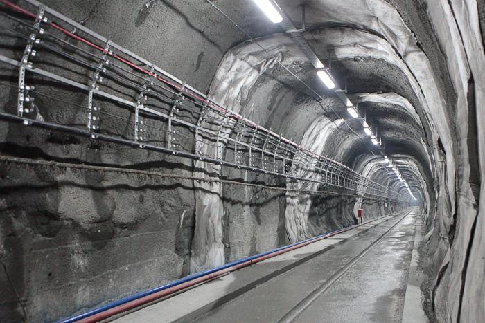 работы по реконструкции рокского тоннеля