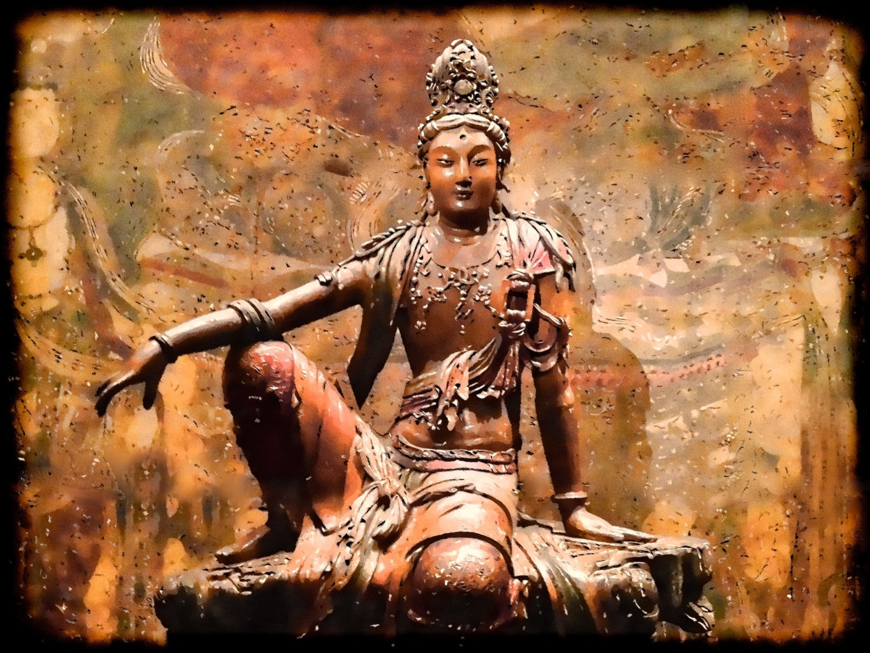 бодхисатвы у Тяньтань Будды фото