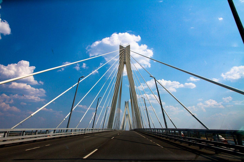 на Муромском мосту фотография
