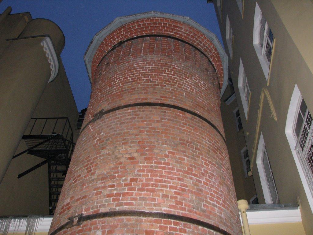 башня Грифонов без цифр фотография