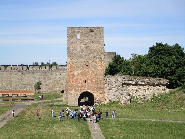 фотография Набатной башни Ивангородской крепости