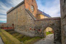 крепость Акерсхус фото