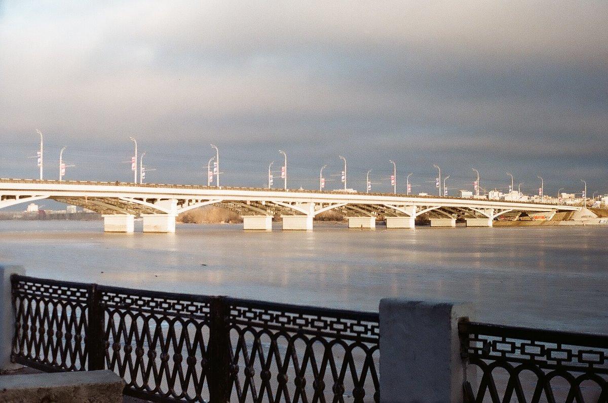 фото Чернавского моста в Воронеже