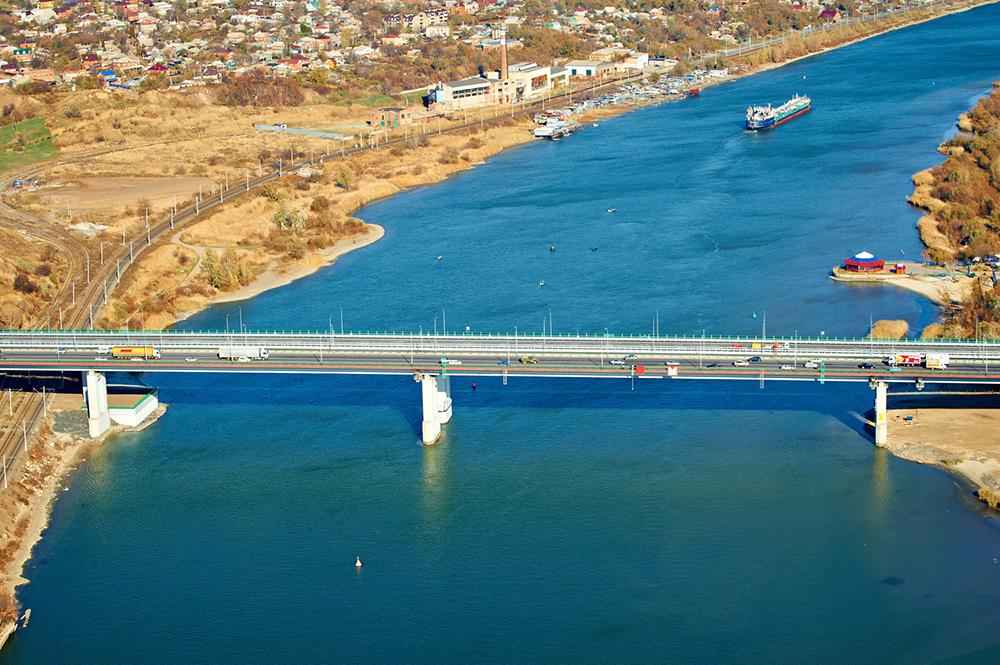 фото Аксайского моста