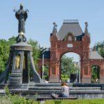 Триумфальная арка в Краснодаре