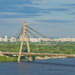 Московский мост в Киеве