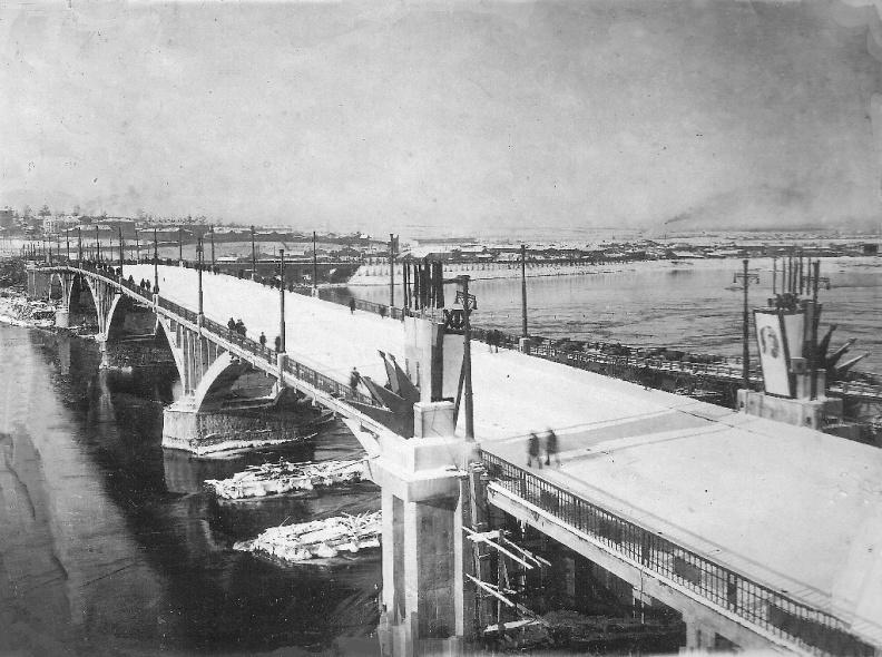 Первые железобетонные мосты в России