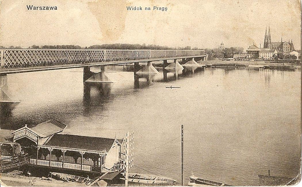 Александровский мост через Вислу