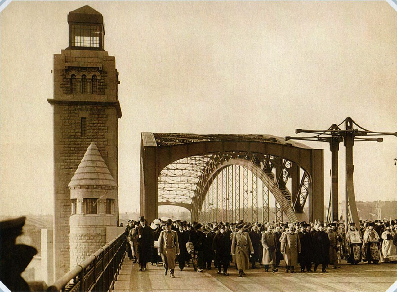 Большого Охтинского моста