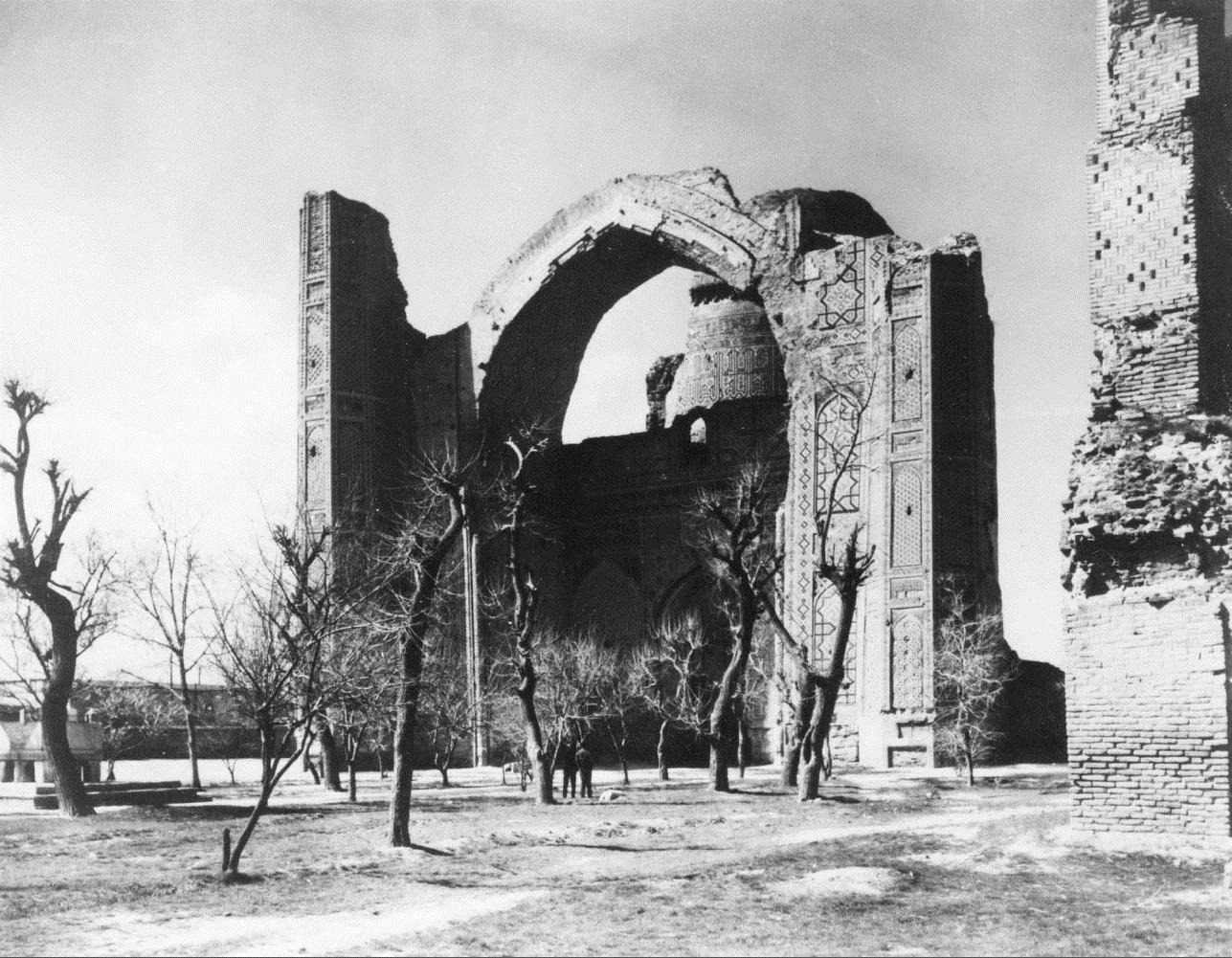 Соборная мечеть Биби-ханым