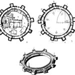 Круглый храм на Дашлы-3