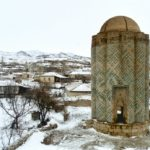 Мавзолей в селении Карабаглар