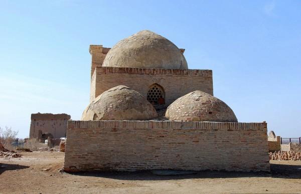 Мавзолей Мазлумхан-Сулу