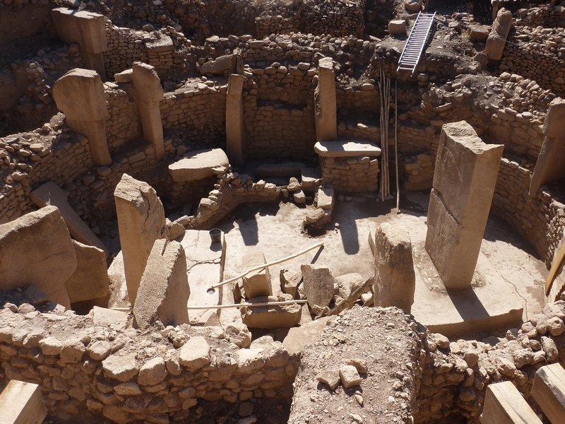 Храм на Тепе-Гавра