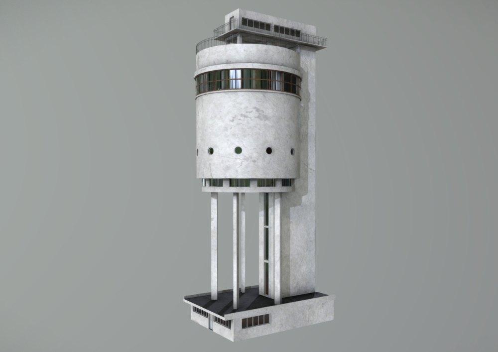 Трехмерная модель