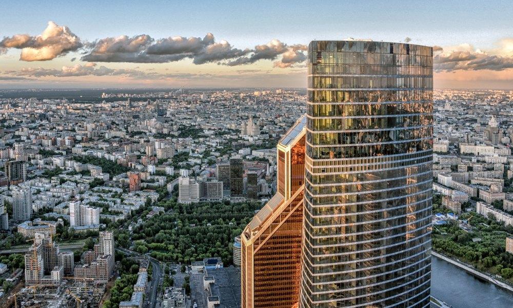 Башня 85 этажей