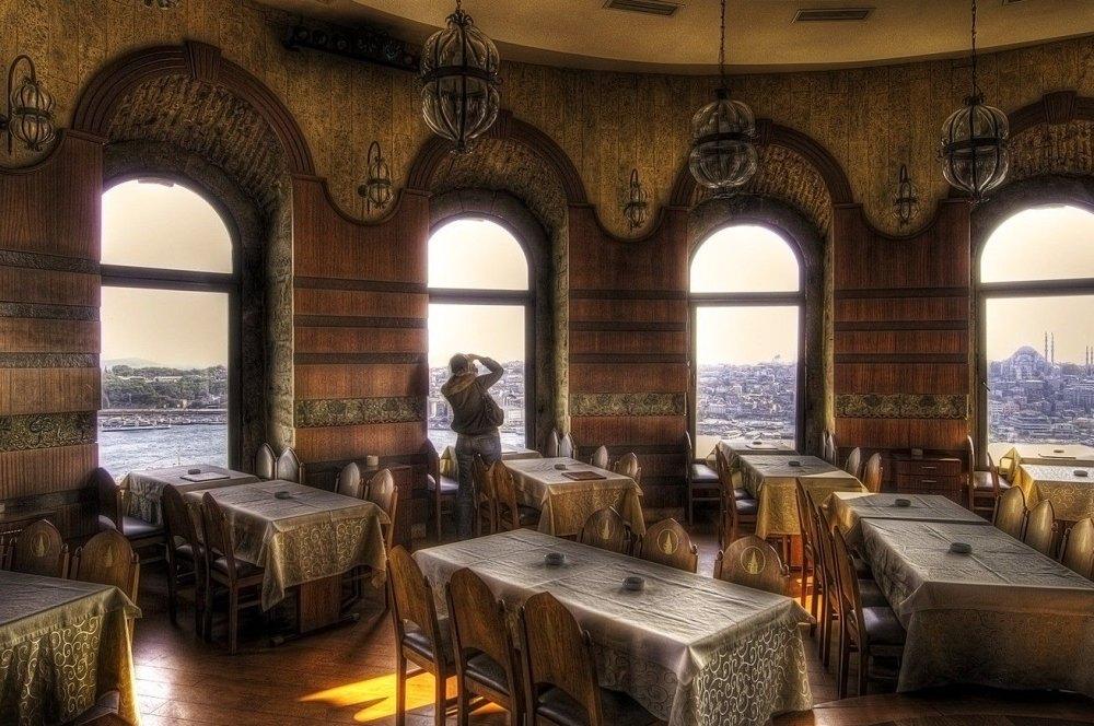 Ресторан в Белой башне