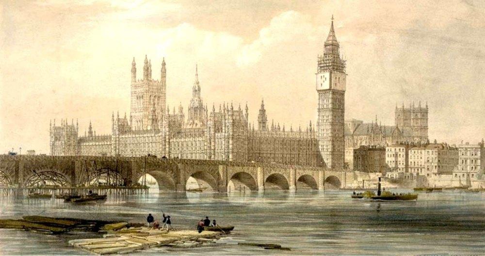 Первые фото башни