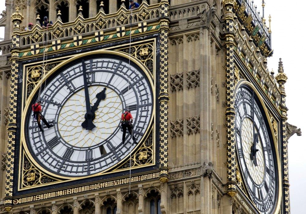 Самые точные часы