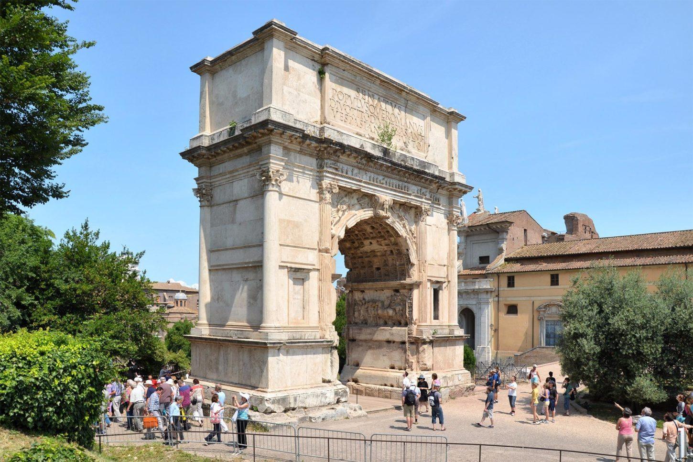 Римская арка Тита
