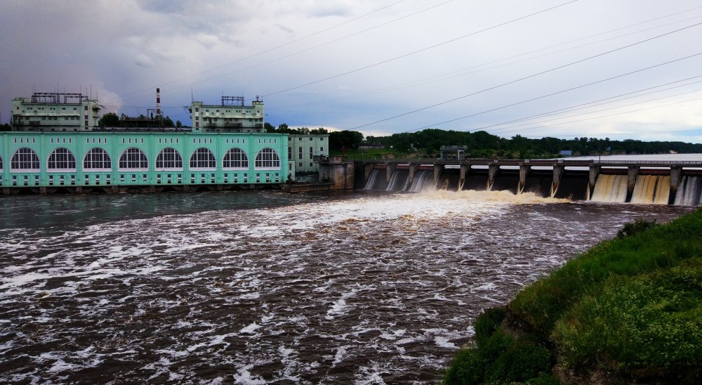 ГЭС работает более 90 лет