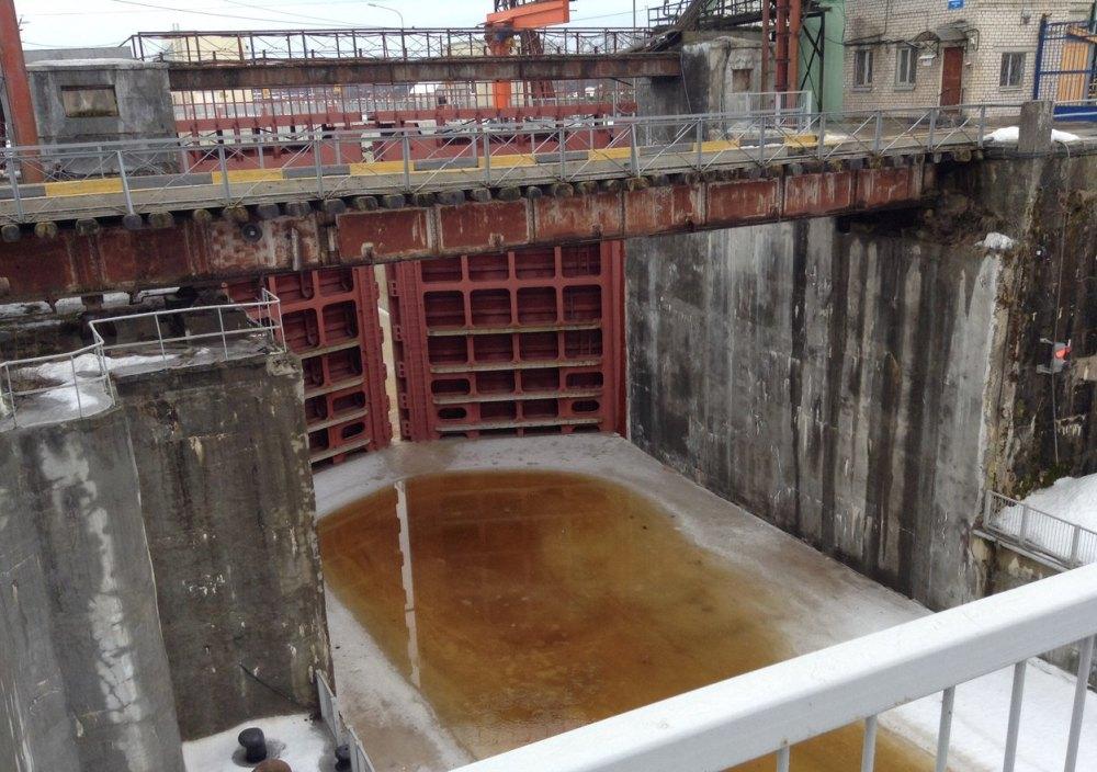 ГЭС внутри