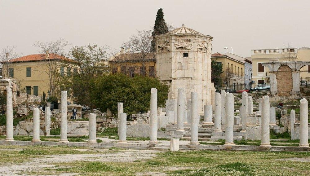 Греческая башня ветров