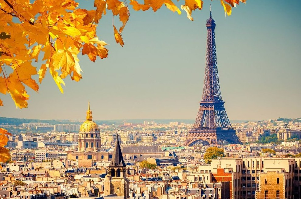 Видна из всех районов Парижа