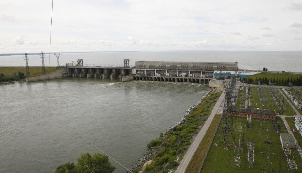 Новосибирская электростанция