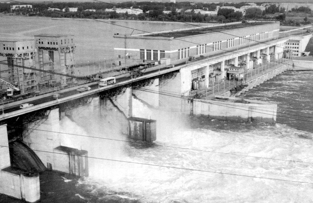 ГЭС в70-е годы