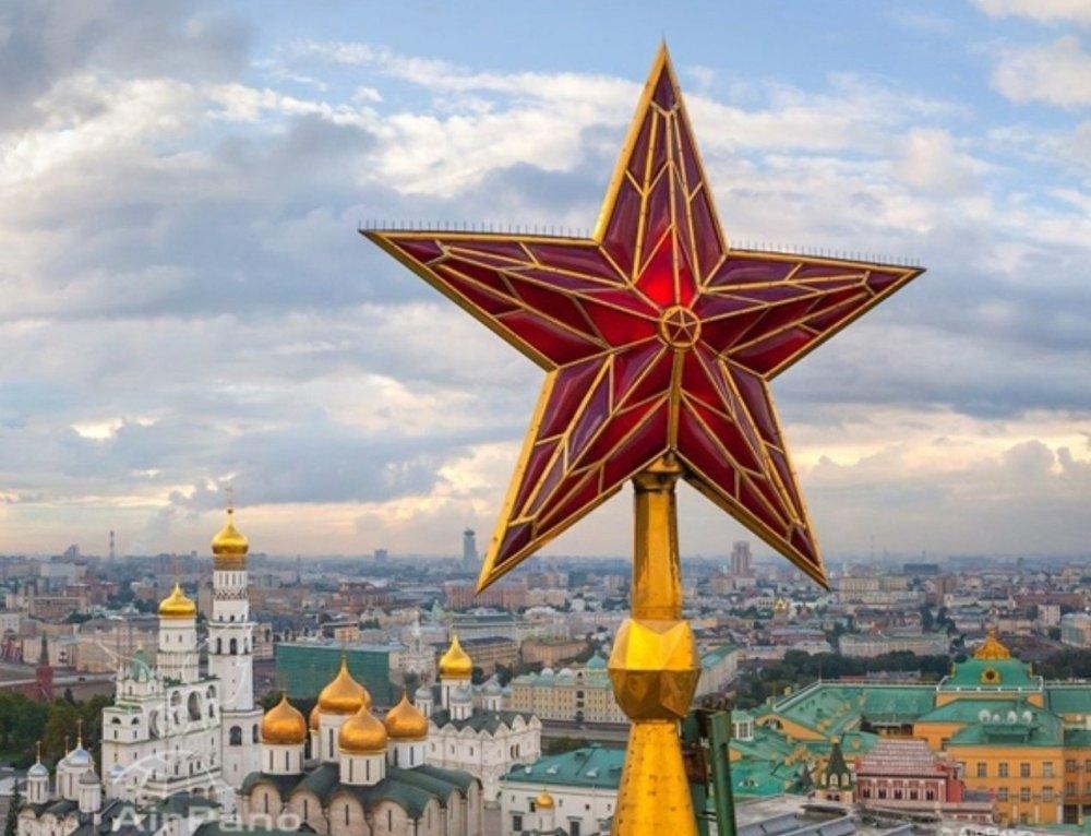 Звезда Спасской башни