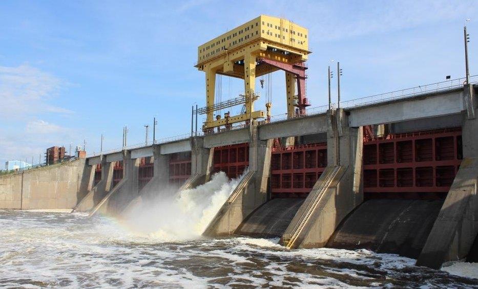 ГЭС на Каме