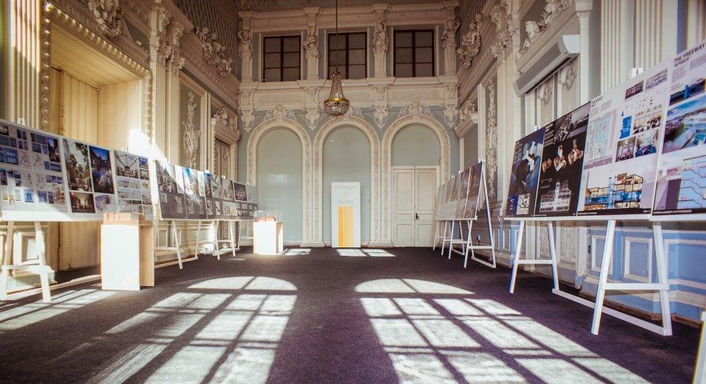 Выставка в Мраморном дворце