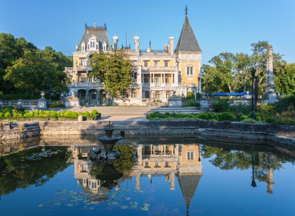 Дворец в стиле раннего барокко