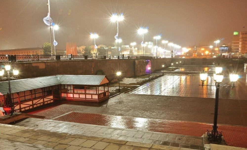 Плотинка в Екатеринбурге сегодня