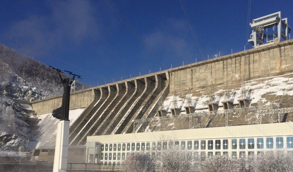 Зейской ГЭС в Амурской области