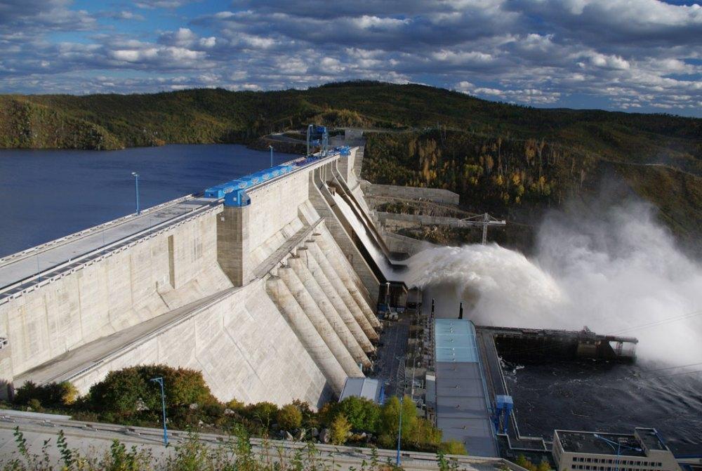 Будни ГЭС