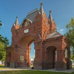 Царские ворота в Краснодаре