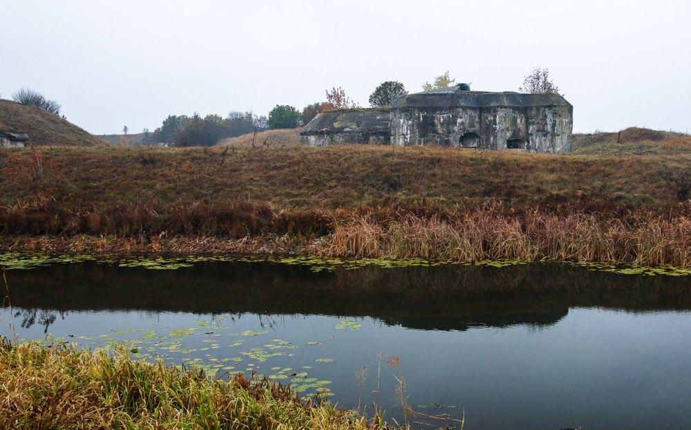 Крепость Осовец, памятник истории