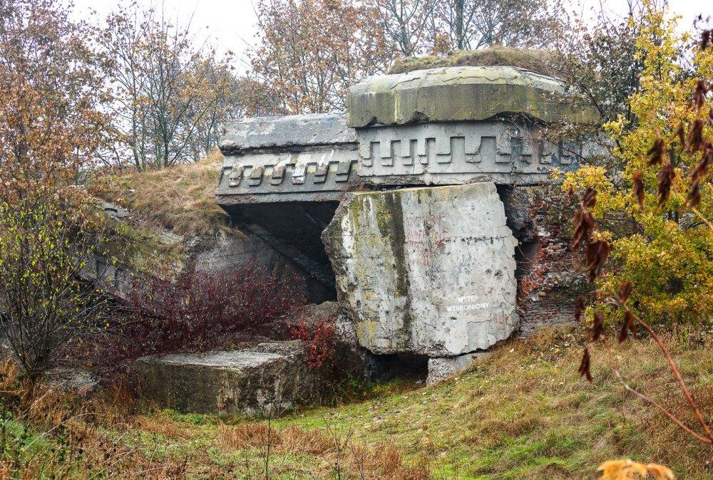 Памятник-крепость сегодня