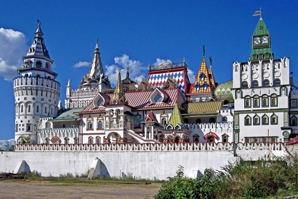 Кремель в Измайлово