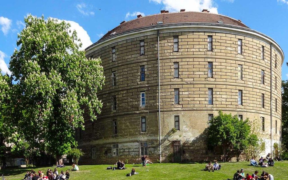Башня дураков в Вене