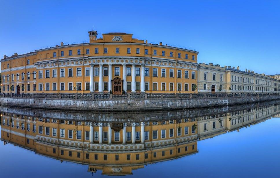 Юсуповский дворец в Петербурге