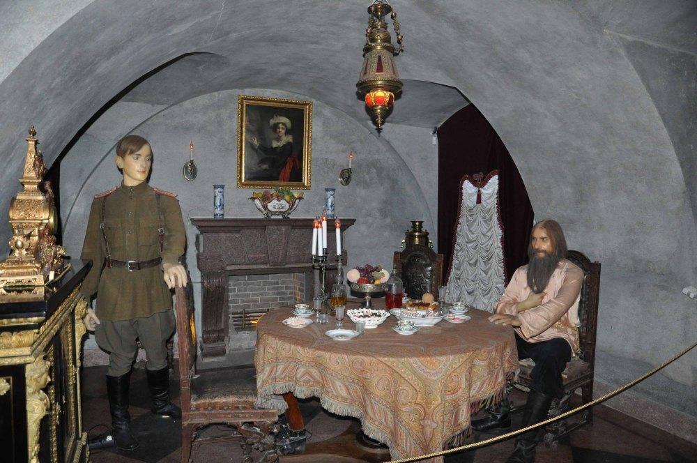 Музей в подвале