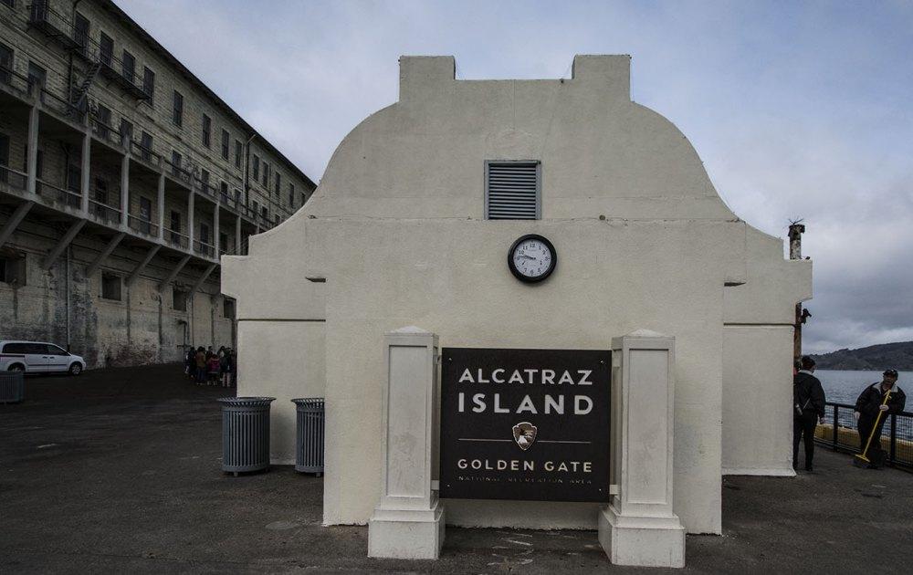 Музей Алькатрас