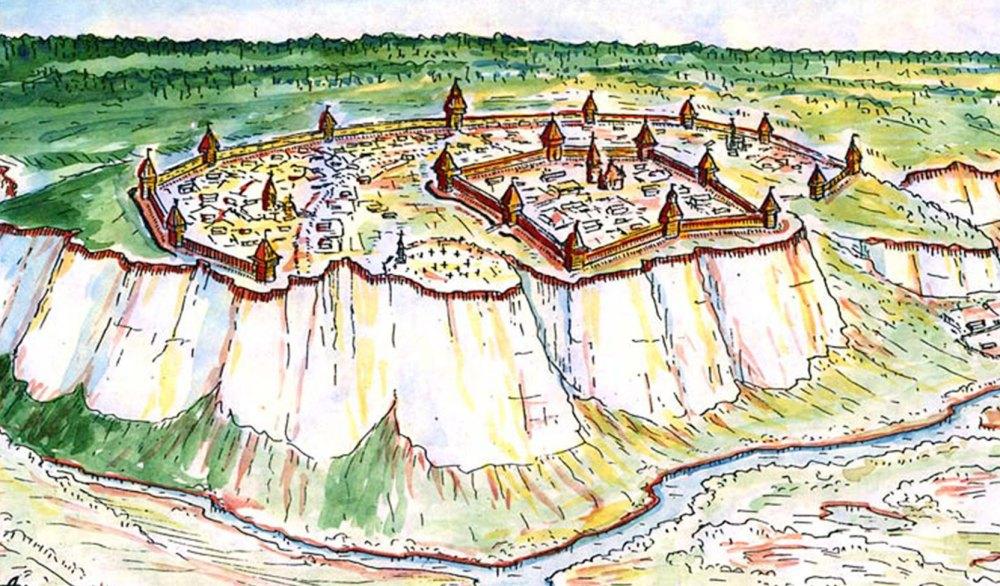 Крепость на Белой горе