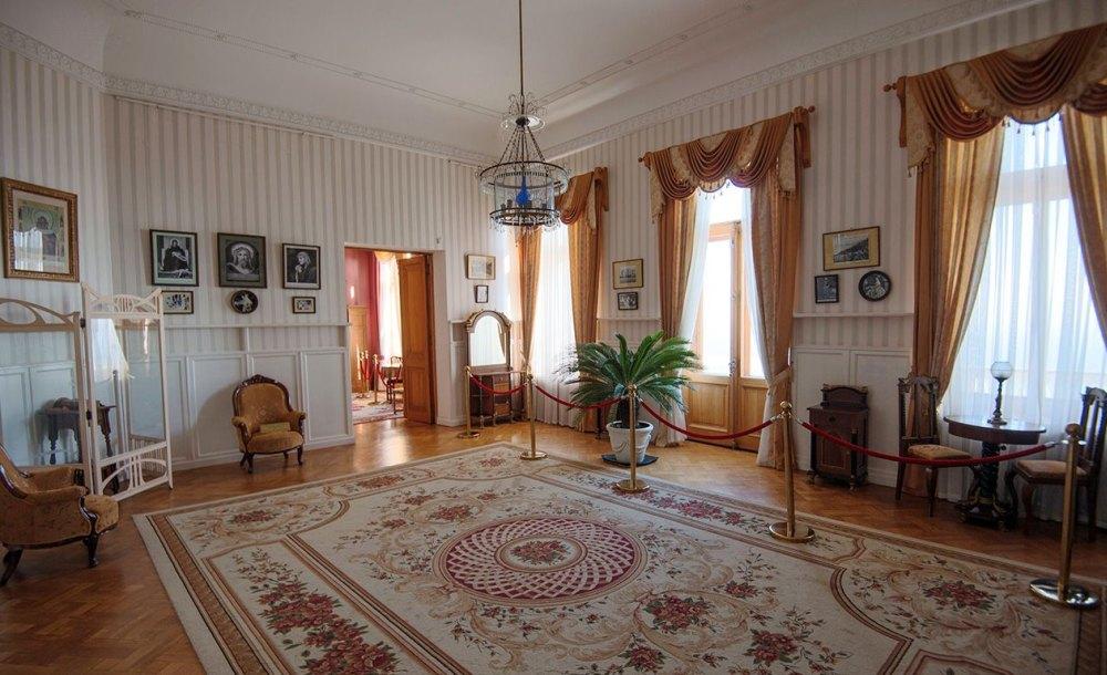 Музей в Ливадийском дворце
